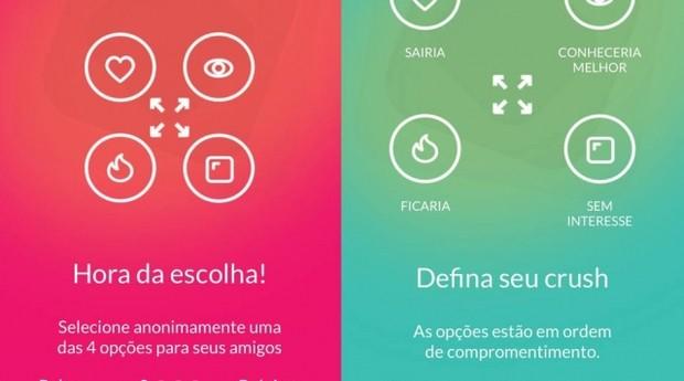 tinder, amigos, aplicativo, facebook, Secrush, (Foto: Estadão Conteúdo)