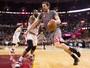 Bulls vencem líder da conferência fora de casa e ampliam crise nos Cavaliers