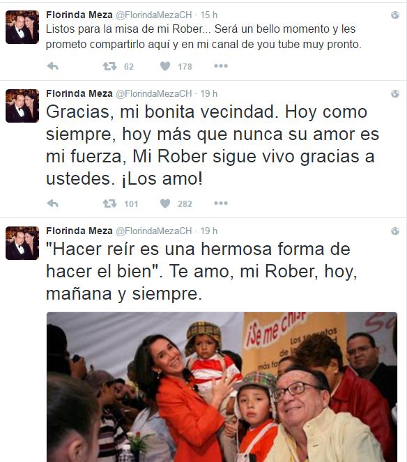 Florinda Meza (Foto: Reprodução / Twitter)