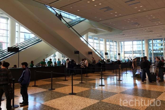WWDC 2015, evento da Apple para desenvolvedores, começa nesta segunda-feira  (Foto: Fabrício Vitorino/TechTudo)