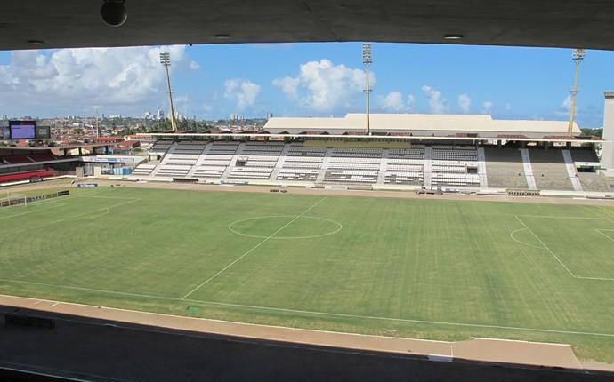 estádio rei pelé (Foto: Carlos Augusto Ferrari)