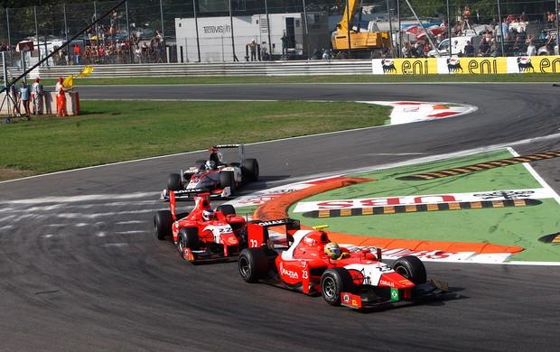 Luiz Razia GP2 Monza (Foto: Divulgação)