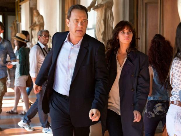 Filme Inferno, com Tom Hanks (Foto: Divulgação)