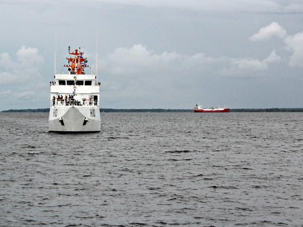 Embarcações foram construídas para realizar o levantamento cartográfico nos rios (Foto: Divulgação/Censipam)