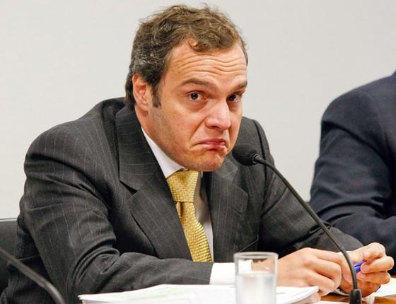 Lúcio Bolonha Funaro doleiro  (Foto:  Lula Marques/Folhapress)