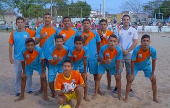 Familiaridade com areia e talento: Galinhos vira celeiro do beach soccer