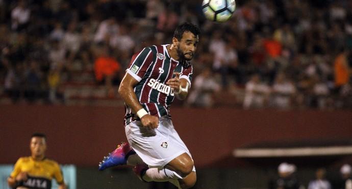 Fluminense x Criciúma henrique dourado (Foto: Nelson Perez / FluminenseFC)
