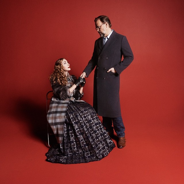 Rachel Feinstein e John Currin integram a campanha de Marc Jacobs