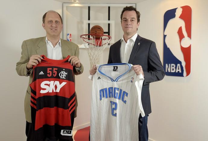 Flamengo reedita duelo com Orlando Magic no NBA Global Games do Rio