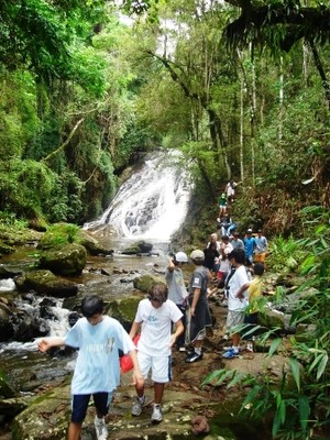 Acampamento Paiol Grande ; férias (Foto: Divulgação / Paiol Grande)