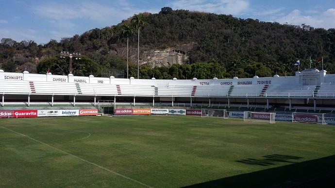 Laranjeiras (Foto: Hector Werlang / GloboEsporte.com)