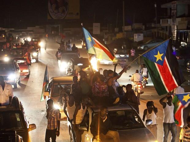 galeria sudão do sul (Foto: Andrew Burton/AP)