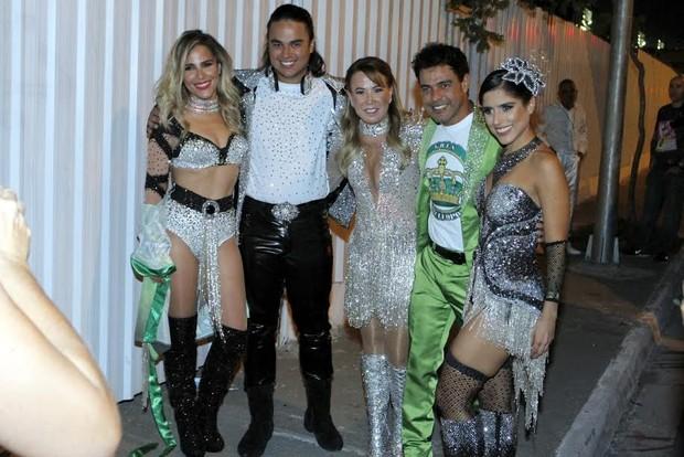 Família Camargo (Foto: Marcos Ferreira/Brazil News)