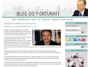 Prefeito de Porto Alegre defendeu-se de polêmica sobre 'Kiko' (Foto: Reprodução/Blog Fortunati)