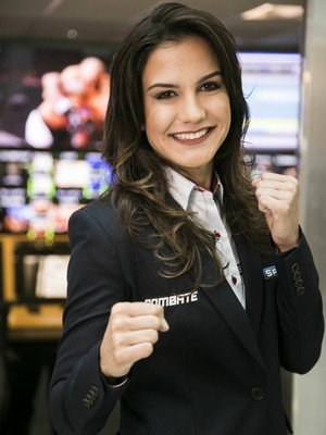 Kyra Gracie (Foto: Divulgação)