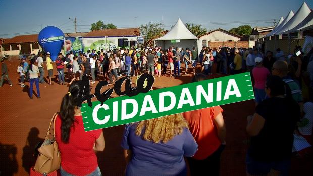 Ação Cidadania será realizada no primeiro sábado de dezembro (Foto: TV Morena)