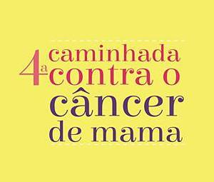 Caminhada contra o câncer  300x255 (Foto: (Foto: Divulgação))