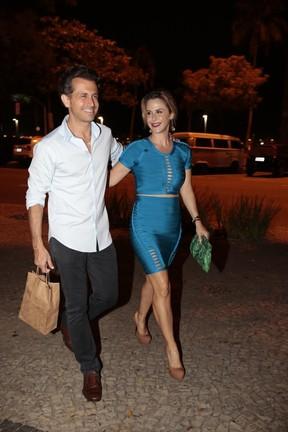 Guilhermina Guinle com o marido Leonardo Antonelli na festa de Cleo Pires (Foto: Felipe Panfili/AgNews)