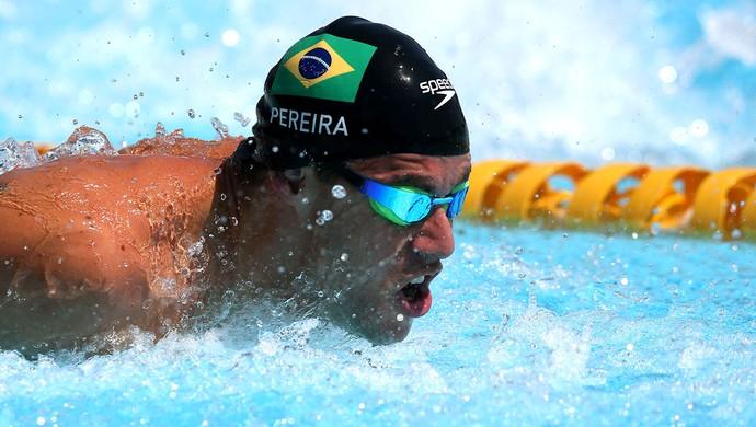 Thiago Pereira, Open de Natação (Foto: Satiro Sodré / SSpress)