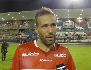 Gabriel CRB (Foto: Denison Roma/GloboEsporte.com)