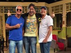 Kadu Moliterno e Andre de Biase gravam juntos depois de 30 anos