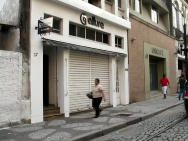 Jovem era menor de idade quando foi vítima de estupro coletivo dentro de balada em Santos (Foto: G1)