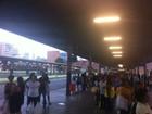 Ônibus voltam a circular em Niterói, diz presidente de sindicato