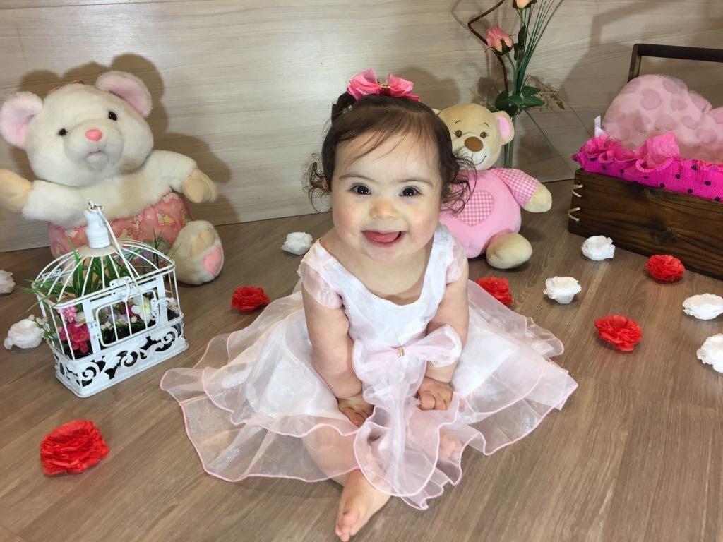 Maria Isabel, 1 ano e 9 meses (Foto: Acervo pessoal)