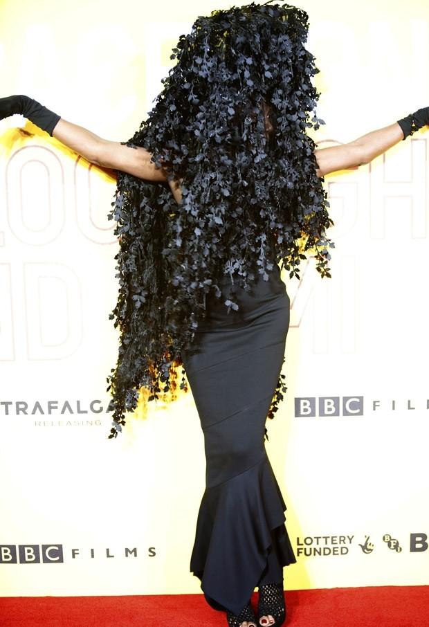 Grace Jones (Foto: BackGrid)