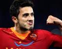 Com gols brasileiros, Roma arranca empate e frustra os planos do Napoli
