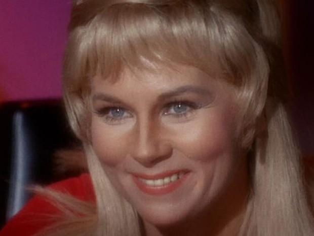 Grace Lee Whitney como Janice Rand em 'Star Trek' (Foto: Divulgação)