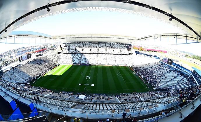 Arena Corinthians (Foto: Marcos Ribolli)