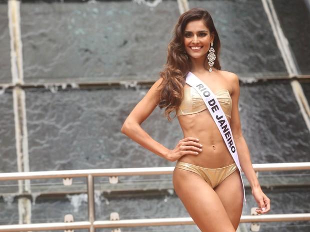 Miss Rio de Janeiro (Foto: Iwi Onodera/EGO)