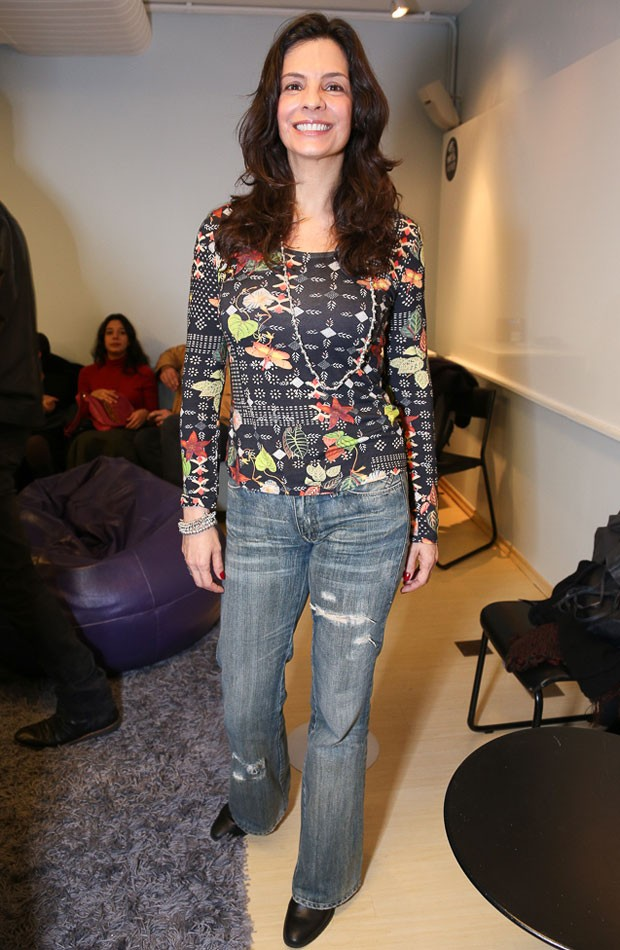 Helena Ranaldi (Foto: Deividi Correa/AgNews)