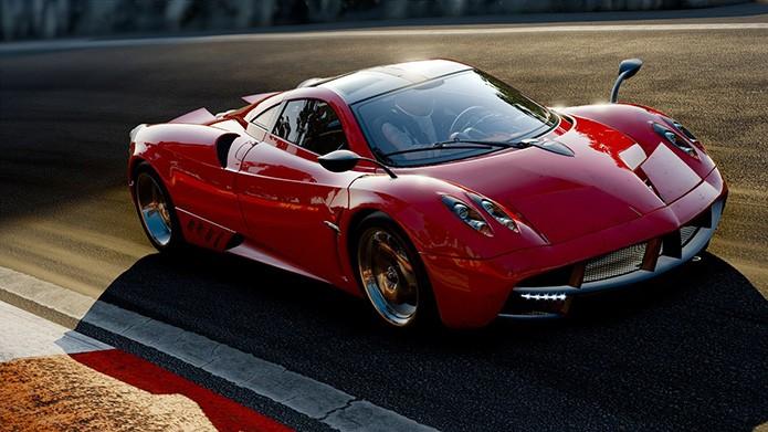 Project CARS tem edição limitada anunciada. (Foto: Divulgação)