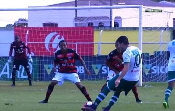 Rio Verde surpreende o Atlético-GO  e vence por 2 a 1 no estádio Velosão