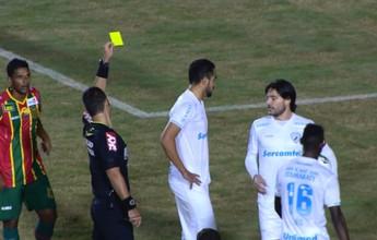 Londrina tem três suspensos para encarar o Avaí na próxima rodada