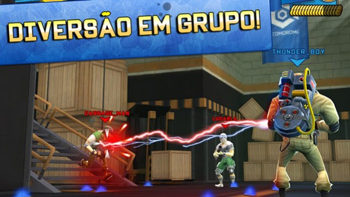 """Novas adições em Respawnables incluem armas dos """"Caça-Fantasmas"""" (Foto: Divulgação)"""