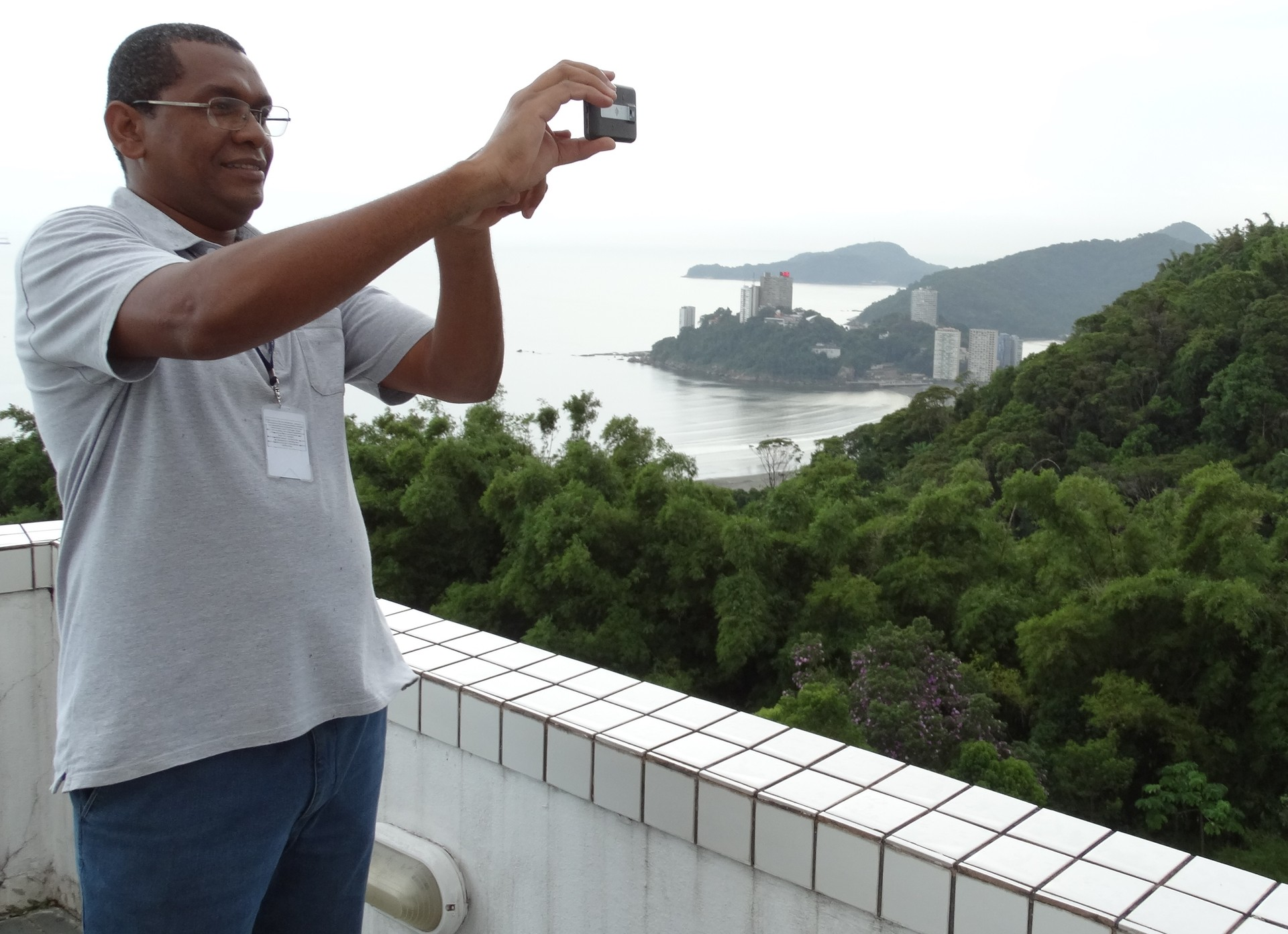Amilcar Alexandre Silva - Coordenador de Programação (Foto: Eder Pin)