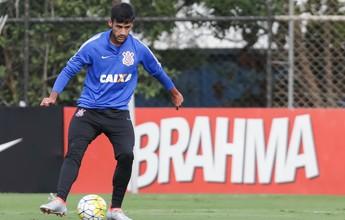 Camacho é regularizado e pode estrear pelo Corinthians no domingo