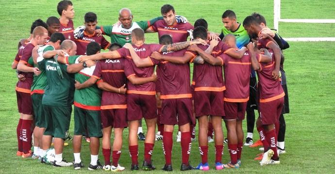 Boa Esporte, na Vila Olímpica Roberto Marinho (Foto: Nailson Wapichana)