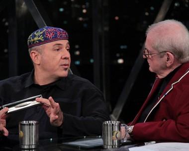 José Staneck conta como foi sua 1ª apresentação com orquestra (TV Globo/Programa do Jô)