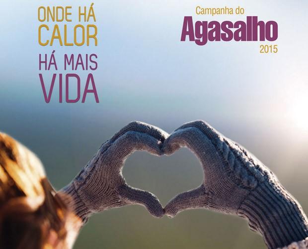 Faça sua doação para a Campanha do Agasalho 2015 (Foto: Divulgação)