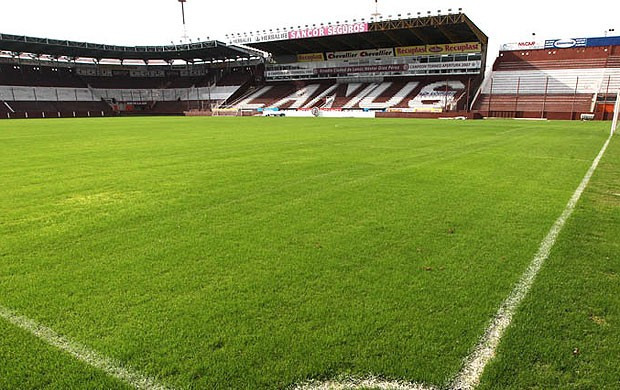 Estádio la Fortaleza, Lanús, Vasco (Foto: Marcelo Sadio / Flickr do Vasco)