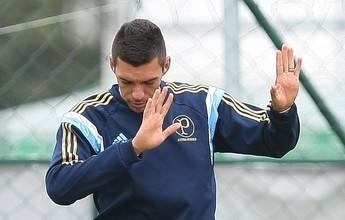 Palmeiras faz acordo e rescinde o contrato do zagueiro Lúcio