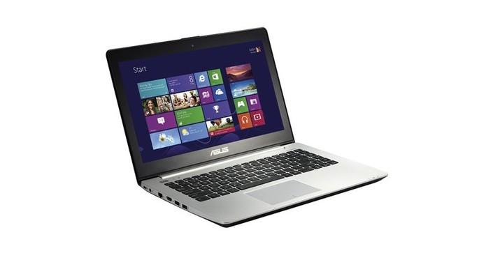 Asus Vivobook S451LA tem processador Core i7 e tela sensível ao toque (Foto: Divulgação/Asus)