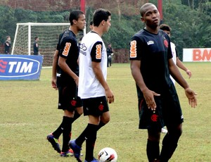 Samir zagueiro do Flamengo sub 20 (Foto: Divulgação)