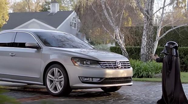 Greenpeace faz paródia de vídeo da Volkswagen e diz que montadora mente (Foto: Reprodução)