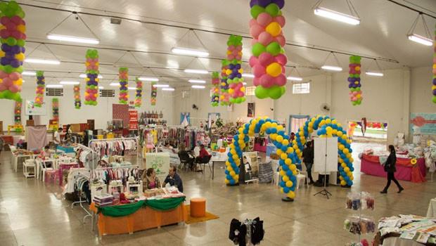 Foz do Iguaçu recebe 3ª Edição da Feira de Artesanato de Natal (Foto: Divulgação)