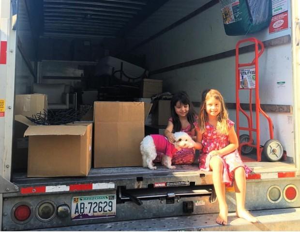 Patricia Maldonado muda de casa em Orlando (Foto: Crédito pessoal)